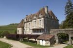 chateau de chamilly - vue 2016