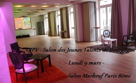 salon des jeunes talents - chateau de chamilly